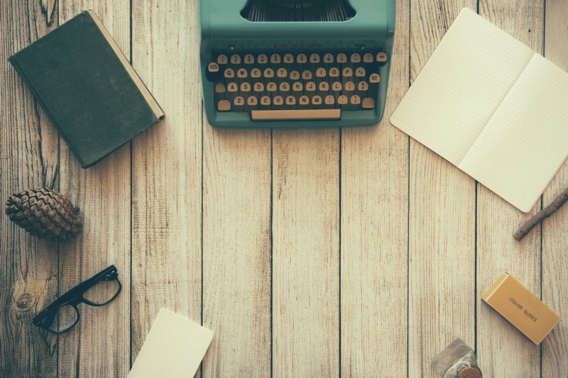 Writing a personal blog